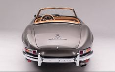 1960 Mercedes-Benz 300SL Roadster, offered by Gooding at Scottsdale 2018