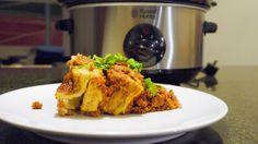 Polskie South Beach: Lasagne z wolnowara / slowcooker lasagne