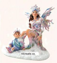 faerie poppets flower - Google Search