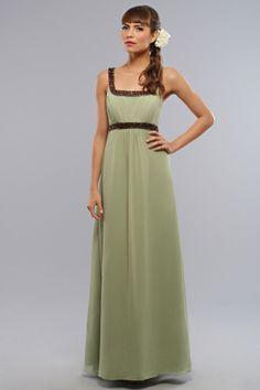 long chiffon bridal dresses - Google Search