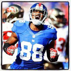 Hakeem Nicks, New York Giants