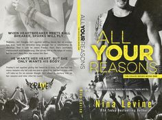 4 out of 5 Kinks: All Your Reasons by Nina Levine ***REVIEW***