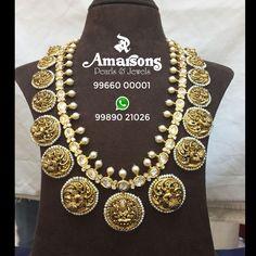Amarsons Pearls and Jewels is Manufacturer and Dealer of Pearls, Gemstone, Gold, Diamond and Polki Jewellery in Hyderabad, Telangana. Jewelry Design Drawing, Gold Jewellery Design, Bridal Jewelry Sets, Wedding Jewelry, Bridal Jewellery, Jewelry Art, Gold Jewelry, Gold Necklaces, Jewelry Armoire