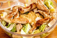 The Real Ceasar Salad Caesar Salat, Bento Box Lunch, Summer Salads, Original Recipe, Salad Recipes, Entrees, Food And Drink, Cooking Recipes, Favorite Recipes