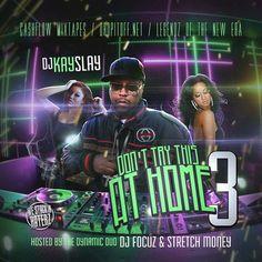 DJ FOCUZ MIXTAPES: D.J. Focuz and Stretch Money presents D.J. Kayslay...