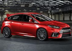 One day  #fordfocusrs