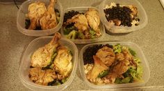 My own meal prepping getting those gains and lean muscle Meal Prep Muscle Gain, Gain Muscle, Zumba, Cauliflower, Prepping, Motivational, Meals, Vegetables, Learning