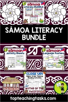 Samoan greetings introductions farewells counting classroom this bundle of reading writing thinking activities and language posters would be perfect to use during samoan language week may 28 to june 3 2017 m4hsunfo