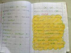 """Quaderno+di+italiano+classe+II+""""i+nomi"""""""