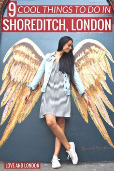What to do in Shoreditch, London. 9 cool things to in London that are hidden gems and off the usual tourist path.