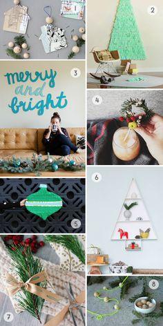 8 Christmas DIYs to Try