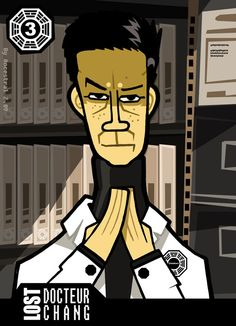 LOST: Dr. Chang by Ancestral-Z