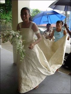 Siapo / Tongan Wedding