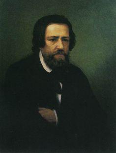 S.P. Postnikov. Portrait of A.A. IVANOV