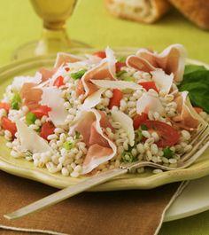 Health and Fitness Journals.com: Prosciutto di Parma Grain Salad -- http://prosciuttorecipes.healthandfitnessjournals.com