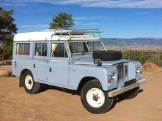 land rover 109 camper - Buscar con Google