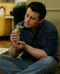 Joey loves ducks more than I. How dare he.