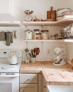 Don't be fooled, we are water/faucet-less currently and there's sawdust all over our counter until the hubs comes home tomorrow and we take… diy kitchen decor 30 Best Kitchen Design and Remodeling Ideas for Your Home