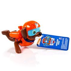 Paw Patrol - Bath Paddlin Pup Toy - Zuma | Walmart.ca