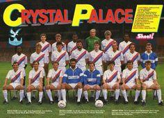 Crystal Palace Football Club, 1986