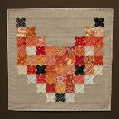 cross stitch style quilts - Google Search