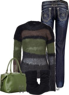 """mohair sweater"" by fluffof5 on Polyvore"