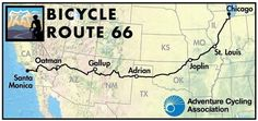 "If you're looking for an unique cycling adventure steeped in Americana this Spring, check out ""Bicycle Route 66.""…"