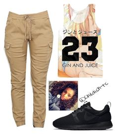 """""""Snoop Dogg~ Gin and Juice"""" by childish-tc ❤ liked on Polyvore featuring NIKE"""