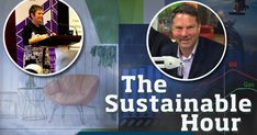 The Sustainable Hour on 11 April 2018: Greenwash awareness - Politician gets personal on climate. With Elizabeth Wheeler and Richard Marles MP