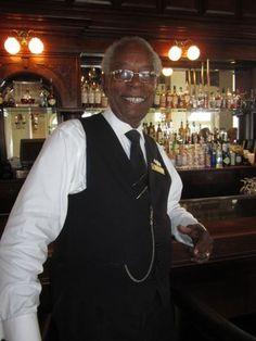 Bobby Hilton is the Guest Ambassador at the historic Hotel Galvez in Galveston, Texas.
