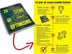 Cómo Ver el Vaso Medio Lleno + Infrografía + Ejercicio http://blgs.co/z8FqE4