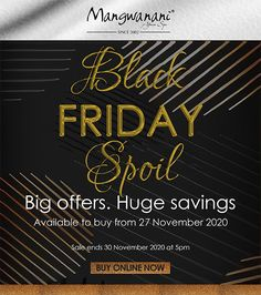 Buy your vouchers now! Sale is on now and ends at 5pm, 30 November 2020. Vouchers are capped so don't wait too long. Spa Weekend, Boutique Spa, Watch This Space, Black Friday, November, How To Apply, November Born