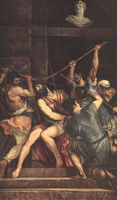 Christ Crowned with Thorns - Titian