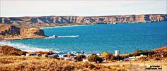 PUERTO PIRÁMIDE Provincia de Chubut, Argentina