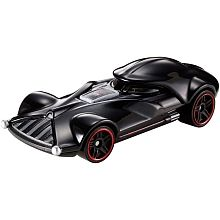 Hot Wheels Star Wars Character Cars - Darth Vader