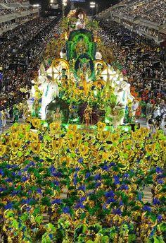 """""""Events Around the World"""" dream travel tour - Carnivale; Rio de Janiero"""