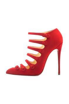 Style.com Accessories Index : Fall 2014 : Christian Louboutin