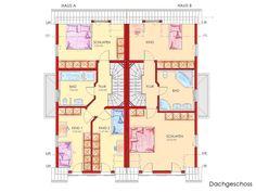 Grundriss Dachgeschoss, klicken für Details