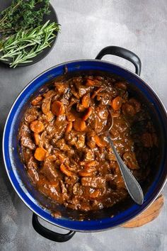 Healthy Slow Cooker, Healthy Crockpot Recipes, Slow Cooker Recipes, Healthy Chicken Dinner, Healthy Meals For Kids, Dinner Recipes Easy Quick, Slow Food, I Love Food, Italian Recipes