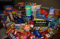 Support Our Troops: Send 'Em A Fun Holiday Care Package