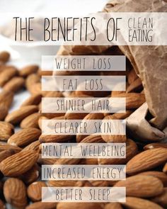 Benefits of Eating Clean: MMB Clean Eating Guide