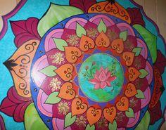 Mandala Arabèsque