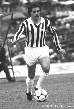 Franco Causio - Juve & Italy National Team