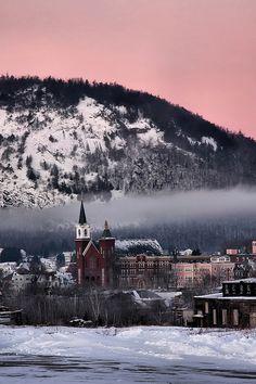 Berlin, New Hampshire.   #scenesofnewengland #soNH #NewHampshire #soNE