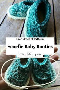 Crochet Baby Boots, Crochet Gifts, Crochet For Kids, Easy Crochet, Free Crochet, Knitting Patterns Free, Crochet Patterns, Scarfie Yarn, Crochet Baby Costumes