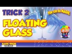 Glass Levitation Floating Illusion - Easy Magic Tricks Reveal - Magic Tricks For Kids - Street Magic Tricks, Learn Magic Tricks, How To Do Magic, Learn Card Tricks, Magic Tricks For Kids, Magic Tricks Revealed, Easy Magic, Magic Tricks Illusions, Sleight Of Hand
