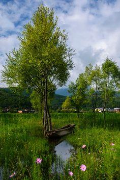 泸沽湖 by 陈喆风光摄影 / 500px Your Photos, Community, River, Landscape, Nature, Outdoor, Outdoors, Scenery, Naturaleza