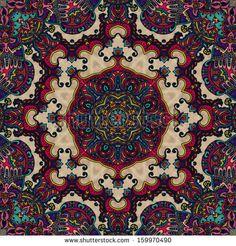 Festive Kaleidoscope Design Stock Photo 159970490 : Shutterstock