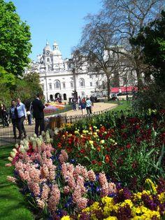 St James Park, London England