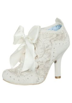 Irregular Choice ABIGAILS PARTY - Bridal shoes - white for £90.00 (12/09/14) with free delivery at Zalando